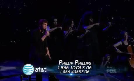"Phillip Phillips - ""We've Got Tonight"""