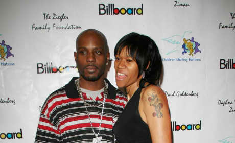 DMX and Tashera Simmons