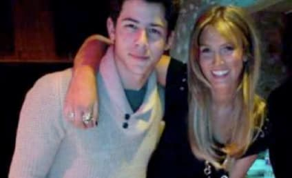 Delta Goodrem Rep Sort of Denies Nick Jonas Boyfriend Rumors