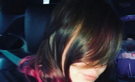 Catelynn Lowell New Hair