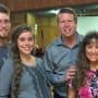 Jim Bob, Michelle, Jessa and Ben Seewald
