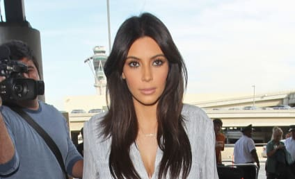 Kim Kardashian on Pregnancy Weight Gain: NOOO!!!!