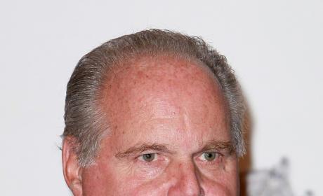 Rush Limbaugh Photograph