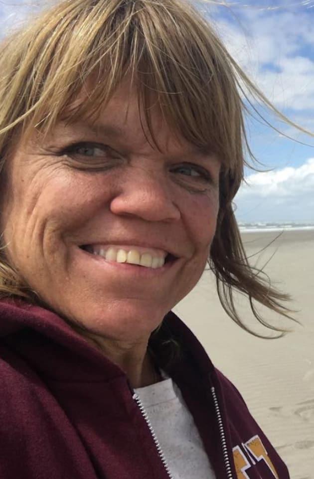 Amy Roloff: Happy Selfie!