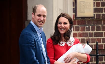 Kate Middleton: ALREADY Pregnant With Fourth Child?!
