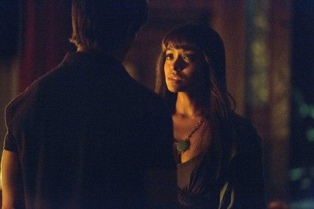 Bonnie on The Vampire Diaries