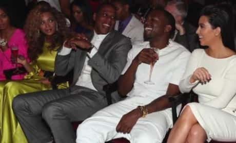 Beyonce Fans Petition to Keep Her From Kimye Wedding