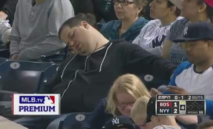 Fan Falls Asleep at Baseball Game, Sues ESPN for $10 Million