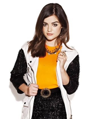 Lucy Hale for Nylon Magazine