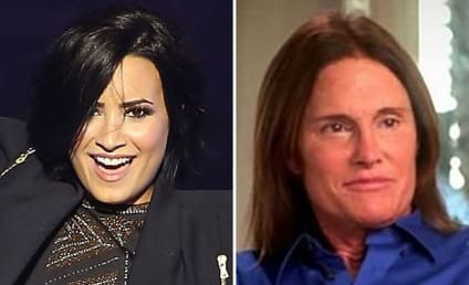 "Demi Lovato Dedicates Performance of ""Warrior"" to Bruce Jenner"