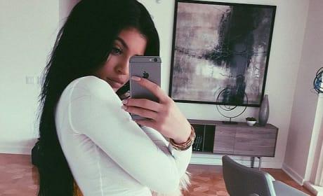 Kylie Jenner; Smaller, Flatter Ass
