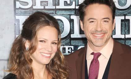 Robert Downey Jr. Welcomes a Baby Boy!