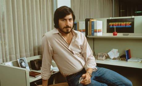 Classic Steve Jobs Photo