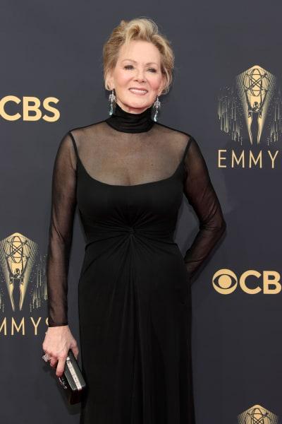 Jean Smart Attends Emmy Awards