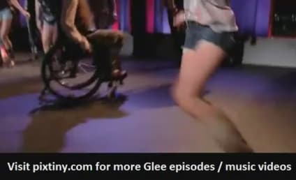 Glee Cast Covers Ke$ha: Watch Now!