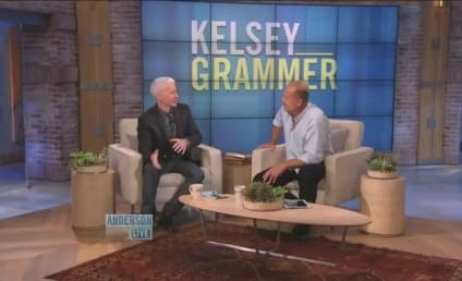 Kelsey Grammer Actually Expresses Regret Over Camille Grammer, Failed Marriage