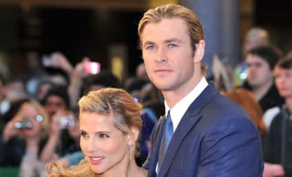 It's a Girl for Chris Hemsworth and Elsa Pataky!