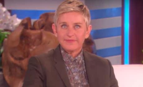 Ellen is Confused