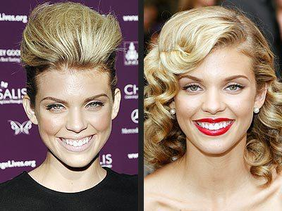 AnnaLynne McCord Hair