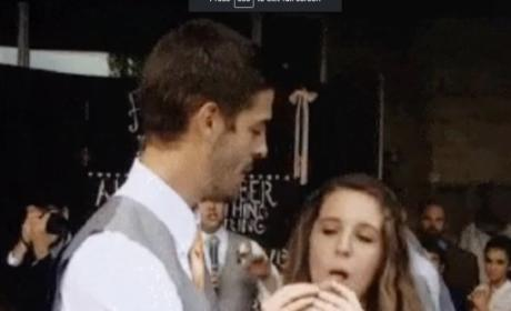 Jill Duggar Wedding Picture