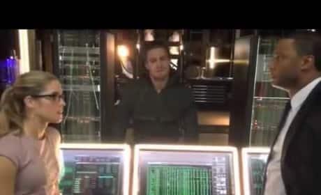 Arrow Cast to Batkid: Thank You!