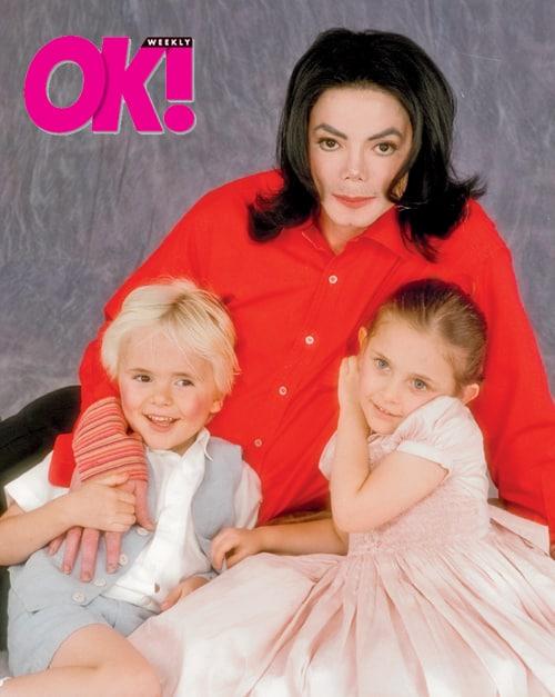 Michael Jackson, Children