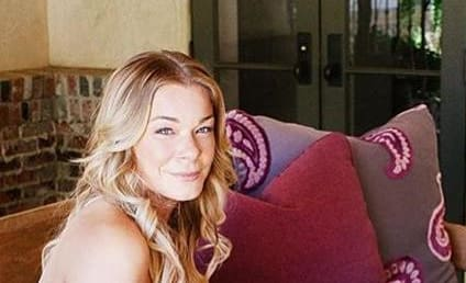 LeAnn Rimes: Hiding Baby Bump at Stepson's Soccer Game?!