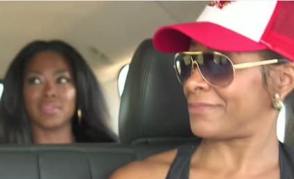 Sheree Whitfield's Ex-Husband: I Should Have Choked You Harder!
