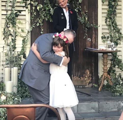 Patton Oswalt and Alice