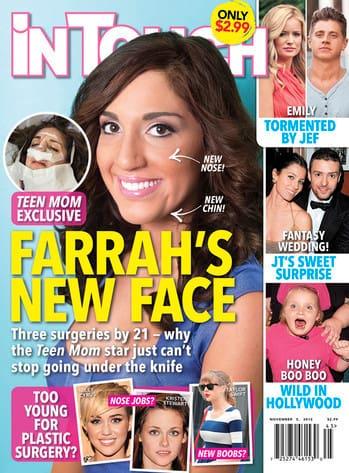 Farrah Abraham Calls Blac Chyna A Monkey In Racist