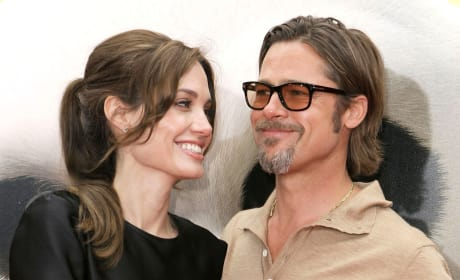 Jolie and Pitt Picture