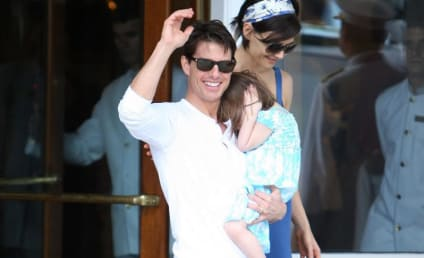Tom Cruise Bumps, Grinds With Katie Holmes ... Gross