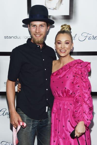 Kaley Cuoco et Karl Cook en 2018