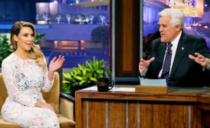 "Kim Kardashian Talks Weight Critics, Swimsuit Selfie, Extending ""Middle Finger to the World"""