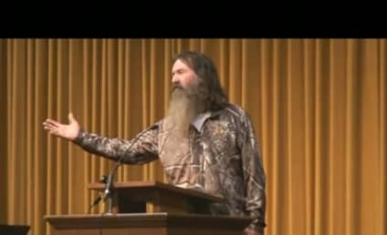 Phil Robertson: Sermon Video From 2010 Shows Anti-Gay Views Aren't News