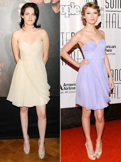 Kristen vs. Taylor