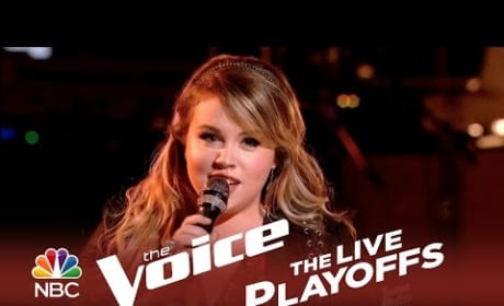 Taylor Brashears - Long Time Gone (The Voice Playoffs)