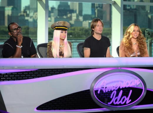 American Idol Quartet