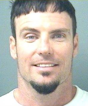 Vanilla Ice Mug Shot