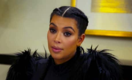 Kris Jenner Burns Kim Kardashian: You Were Married For 72 Days!