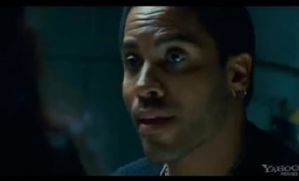 The Hunger Games Clip: When Katniss Met Cinna...