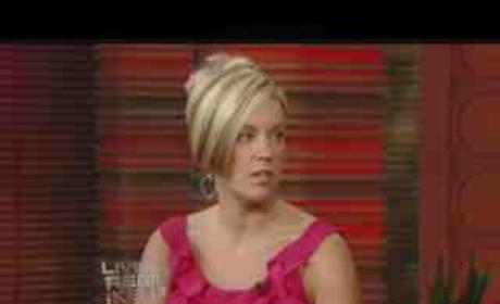 Kate Gosselin on Regis & Kelly