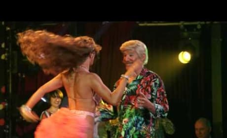 Geraldo Rivera on Dancing With the Stars