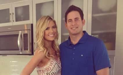Tarek and Christina El Moussa: Flipping Out on Each Other on Flip or Flop Set!?