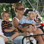 Britney Spears and Two Sons