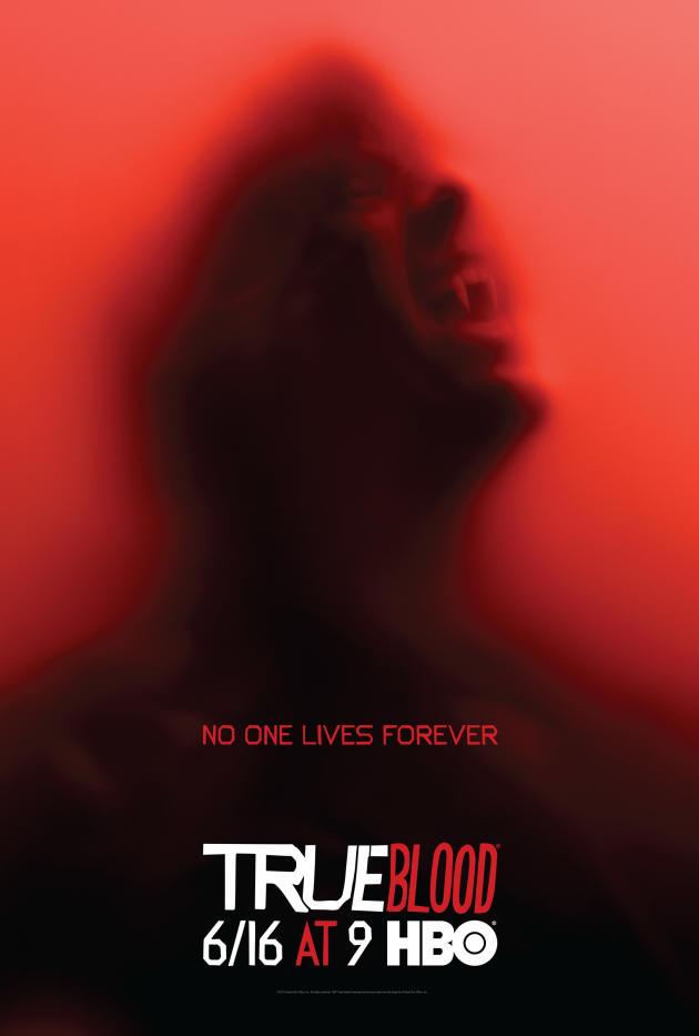 True Blood Season Six Poster