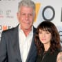 Anthony Bourdain and Asia Argento Image
