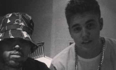 Justin Bieber-Chris Brown Collaboration!
