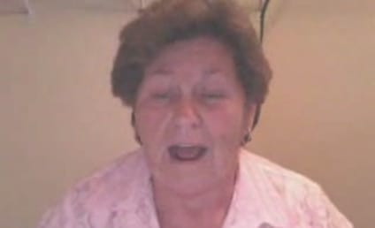 Grandmother Comes Down with Case of Bieber Fever
