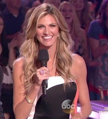 Erin Andrews and Maksim Chmerkovskiy Pic - The Hollywood